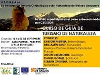 Curso de Guía de Turismo de Naturaleza