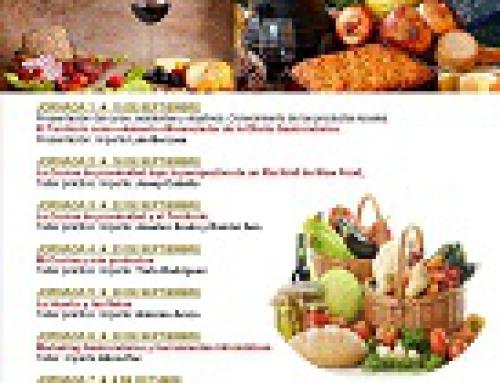 """Curso de gastronomía """"Sabor del Pirineo"""""""