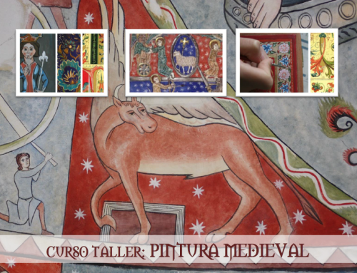 Curso-Taller Pintura Medieval
